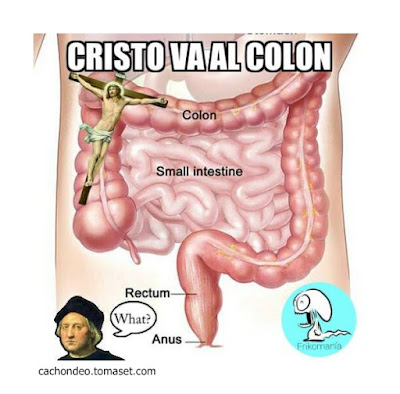 Cristo va al Colon
