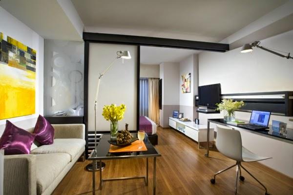 diseño sala pequeña