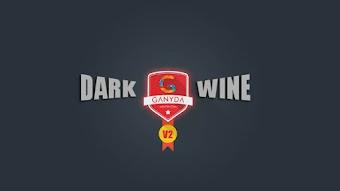 Ganyda Dark Wine V2 Tampilan Makin Keren