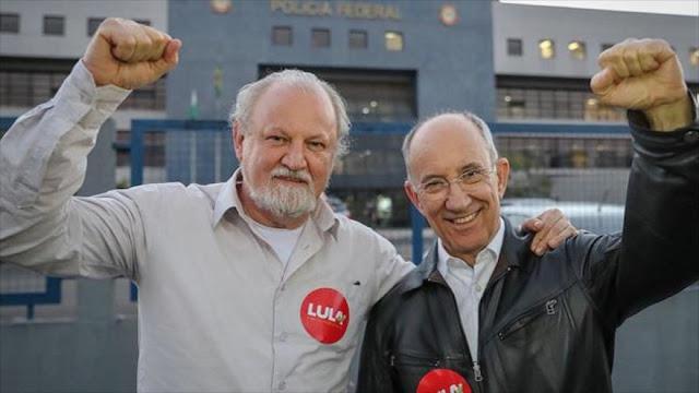 Lula acusa a EEUU de manipular al 'Gobierno golpista' de Temer