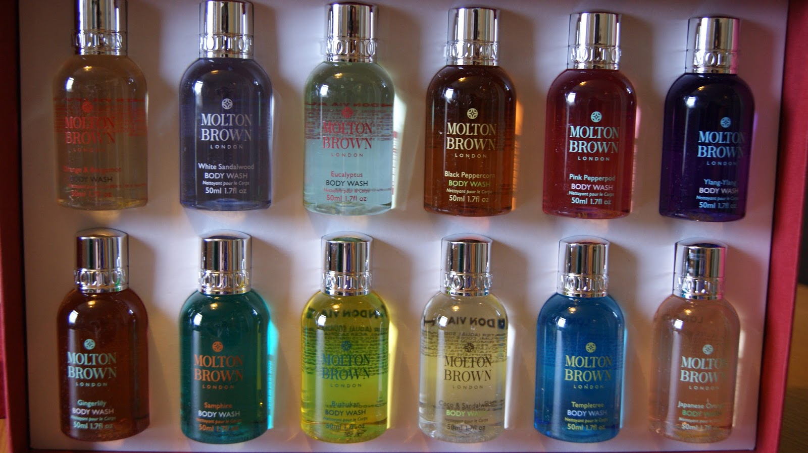 Molton Brown Stocking Fillers Set Review