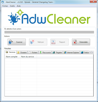 Descargar AdwCleaner Anti-spyware eliminar virus