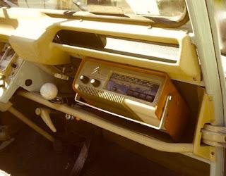 RADIOEN, radioën, transistor vintage, vieux transistor, transistor 50's, transistor 60's, transistor citroën,
