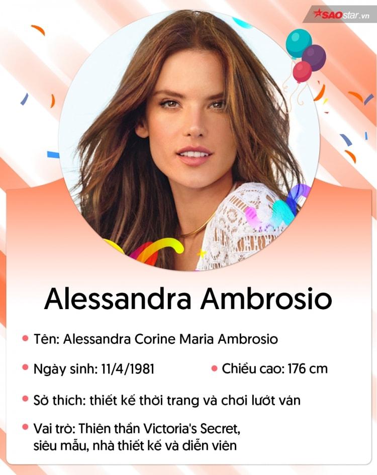 Alessandra Ambrosio: Đôi cánh thiên thần Victoria's Secret 17 năm cuối cùng cũng hạ xuống -1