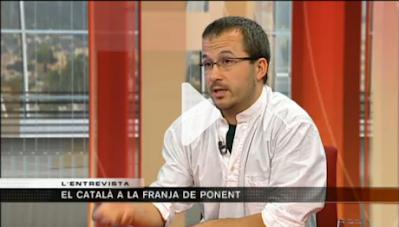Ignacio Sorolla Vidal, Natxo Sorolla Vidal, Penarroija de Tastavins, vividó del catalanisme