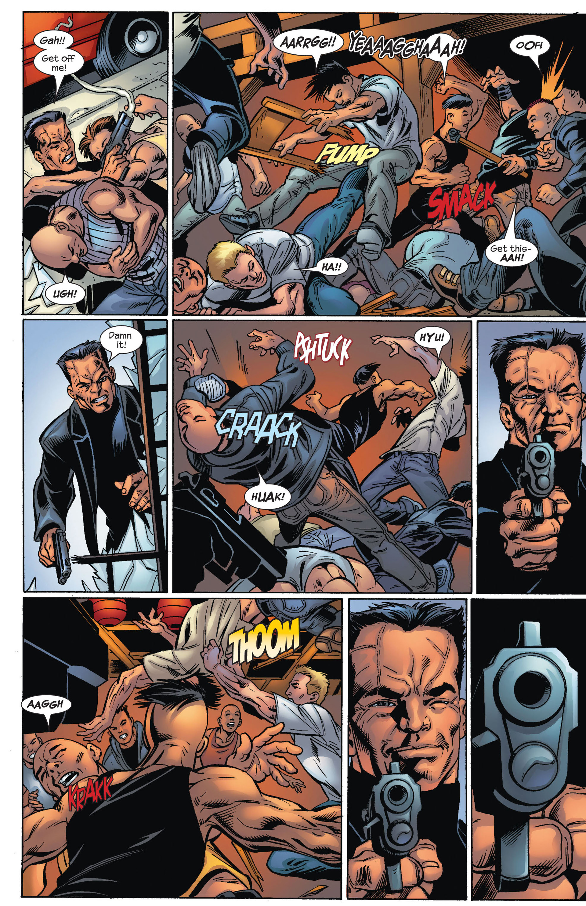 Read online Ultimate Spider-Man (2000) comic -  Issue #81 - 16