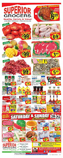 ⭐ Superior Grocers Ad 7/24/19 ✅ Superior Grocers Weekly Ad July 24 2019