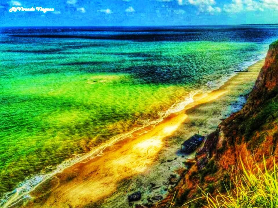 Praia do Carro Quebrado