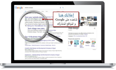 الاعلان علي جوجل ادروز Google Ad word