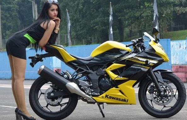 Syarat Kredit Motor Kawasaki