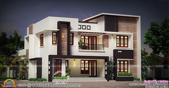 4 bedroom modern 2730 sq-ft