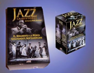 La Historia del Jazz • Ken Burns, video documental español 12 capítulos