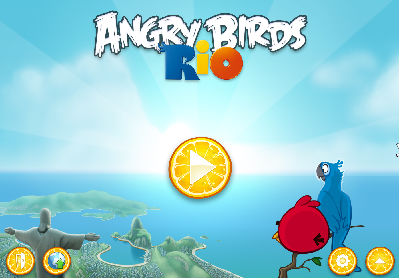 Best Collections: Angry Birds Rio. v1.2.2 full + patch ...