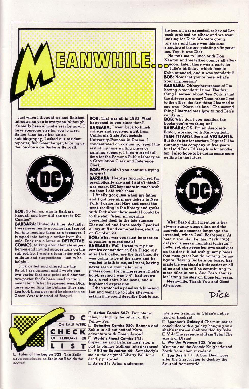 Detective Comics (1937) 550 Page 33