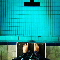 schwere arme beim schwimmen