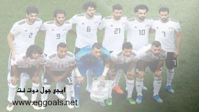 نصف دستة أهداف هى حصيلة مباراة مصر والنيجر اليوم مباشر فى تصفيات كأس امم افريقيا