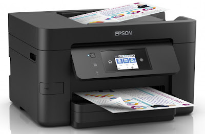 Epson WorkForce Pro WF-4725DWF Driver Download