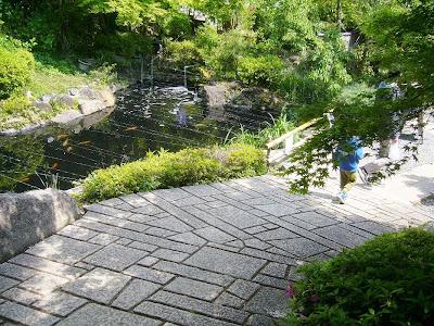野崎観音 のざきまいり 庭園