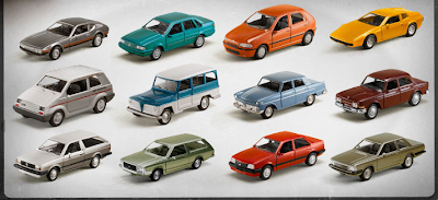 Coleção Carros Nacionais Jornal Extra 2013