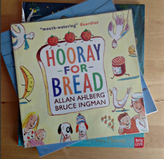 Autistic and Pregnant Hooray For Bread  Review Childrens Book Blogger