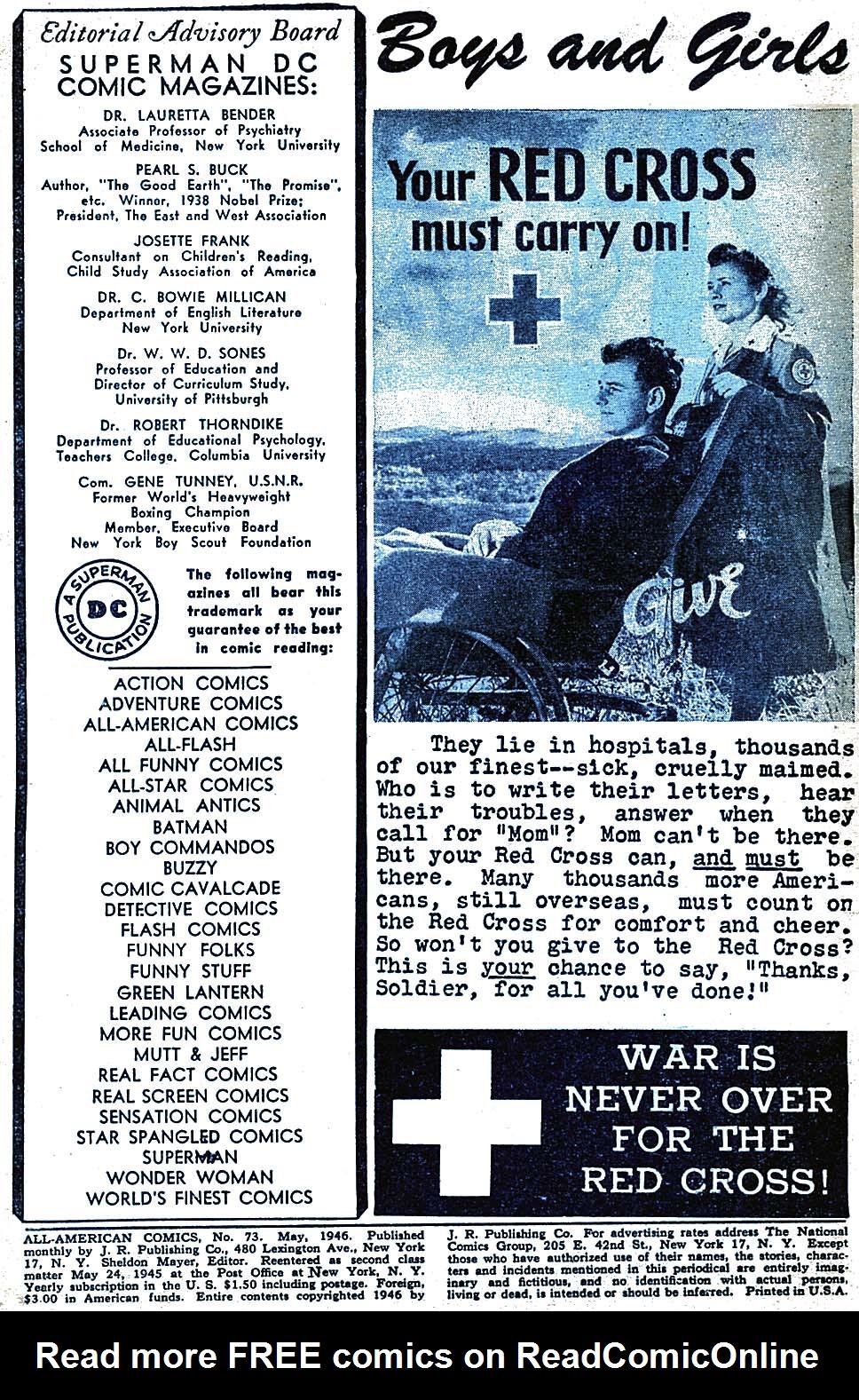 Read online All-American Comics (1939) comic -  Issue #73 - 2