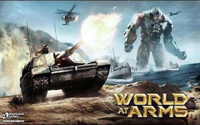 لعبة حرب العالم تحت السلاح World at Arms