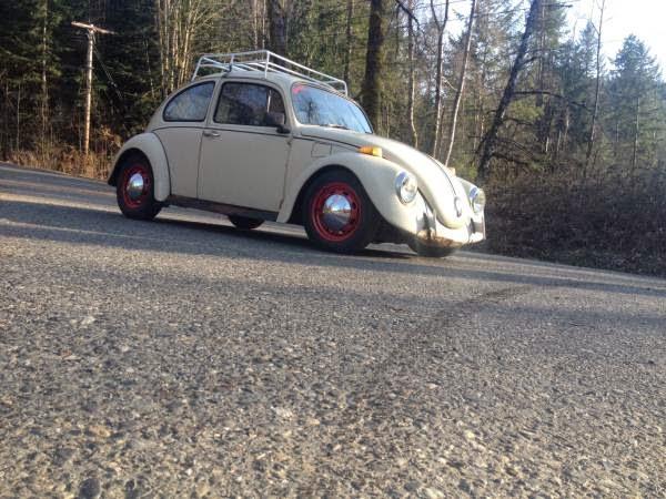 1970 Bug Standard