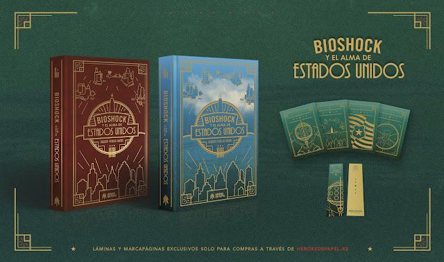 Bioshock y el alma de Estados Unidos ya a la venta