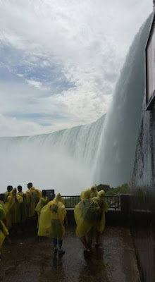 Beautiful Niagara Falls in Canada