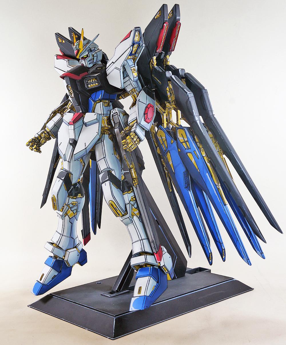 GUNDAM GUY: PG 1/60 Strike Freedom Gundam [ANIME STYLE