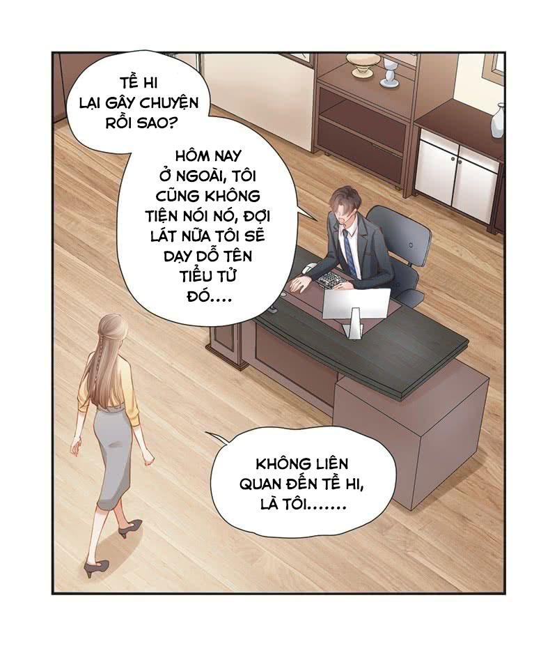 Khi Trá Luyến Nhân chap 13 - Trang 1