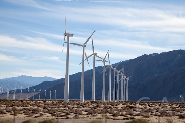 Energía eólica Valle de Cohachela