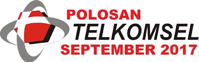 Cara Polosan Telkomsel September 2017 Terbaru