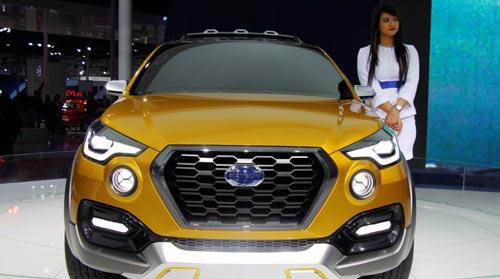 Spesifikasi Lengkap Datsun Go Cross, Crossover Terbaru ...