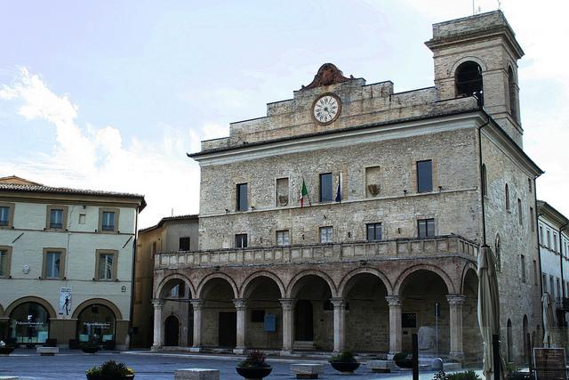 Palazzo Comunale in Montefalco