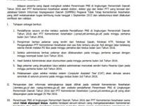 Pendaftaran Online CPNS Bidan PTT Pemda Kemenkes 2017/2018