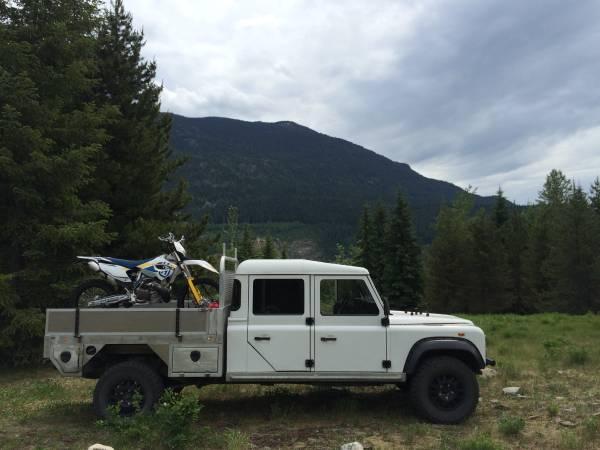Land Rover Defender Expedition XP Camper - RV & Camper