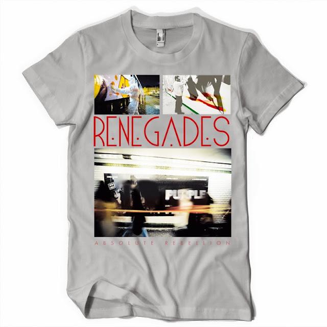 renegades tshirt