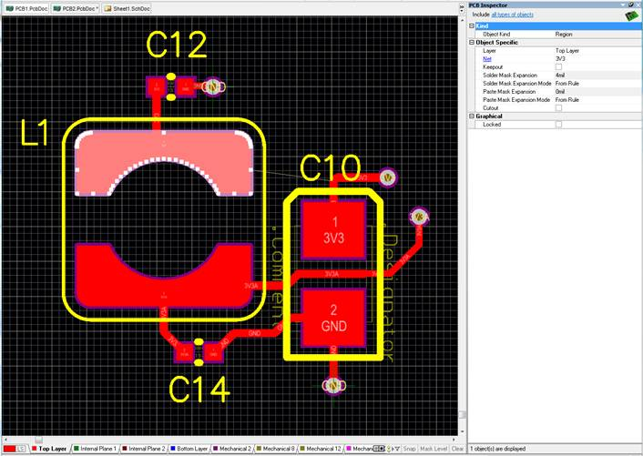 Altium Designer Blog: Custom Pad Shapes - soon to enter Beta