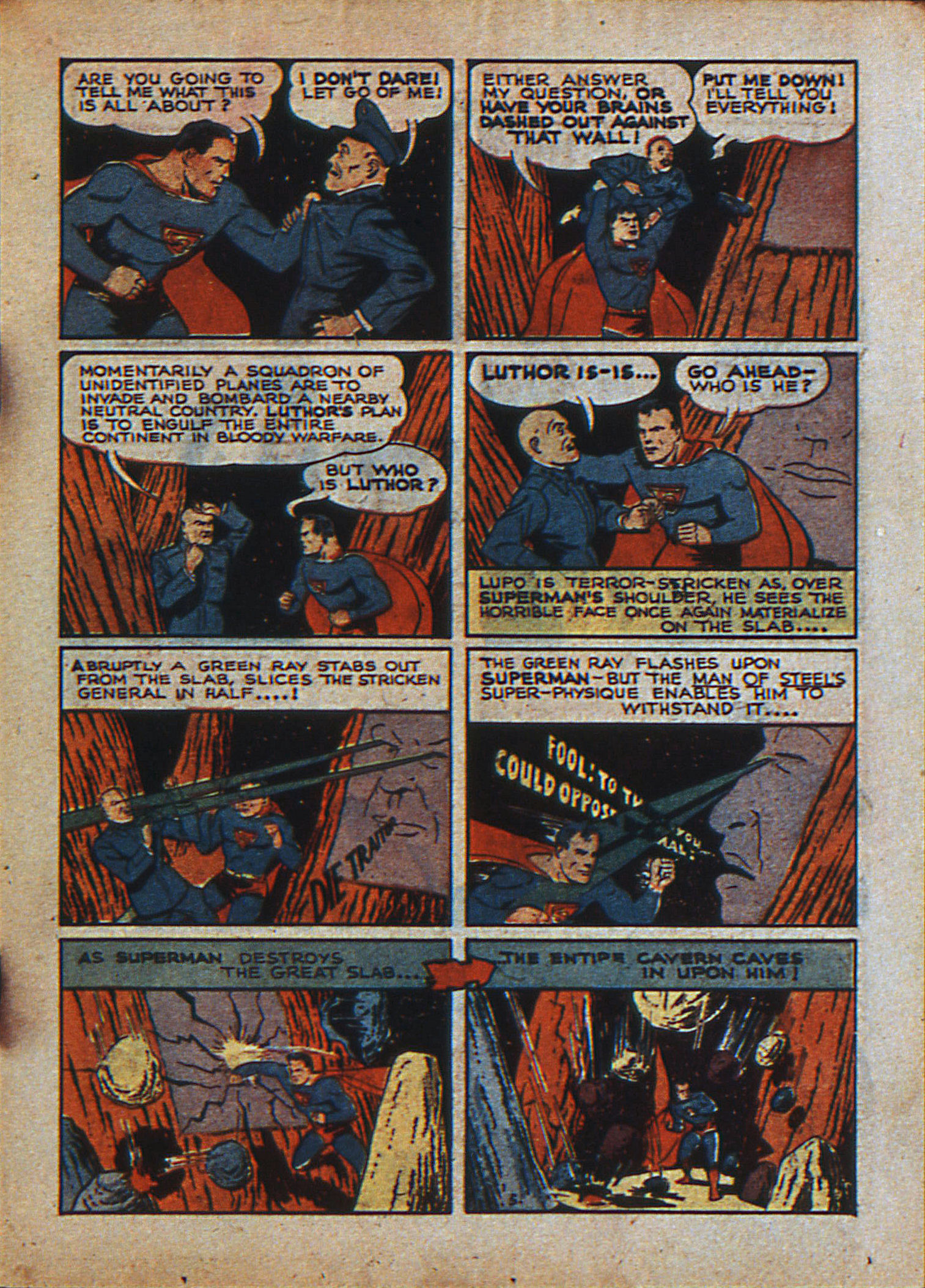 Read online Action Comics (1938) comic -  Issue #23 - 8