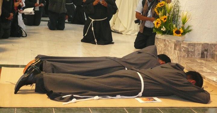 Per sempre frate francescano