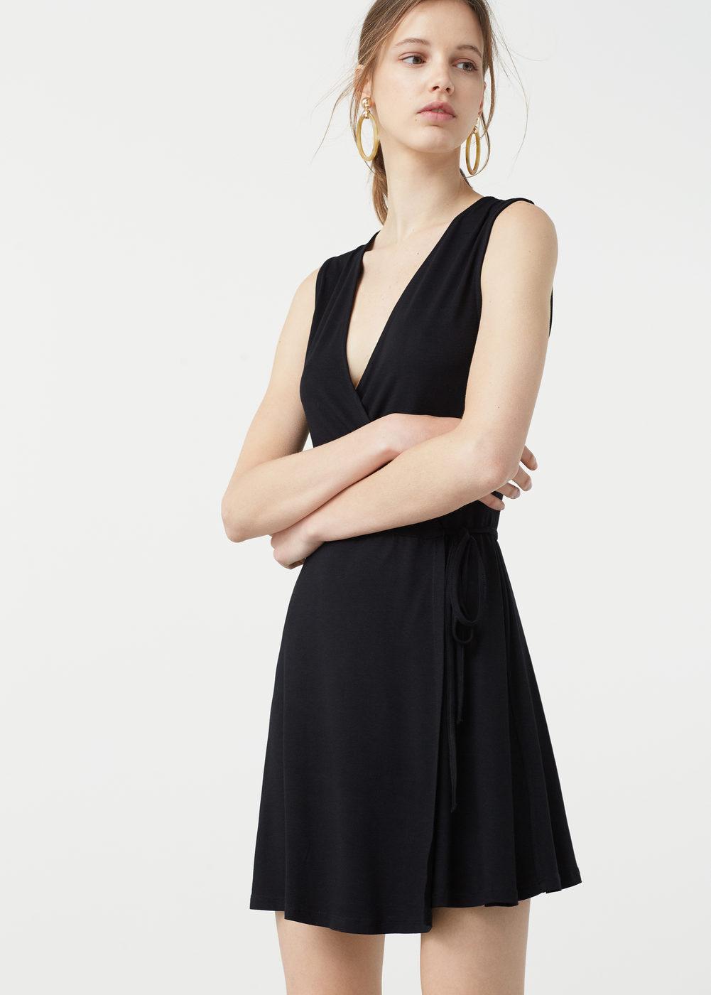 Vestido blanco y negro - 3 9
