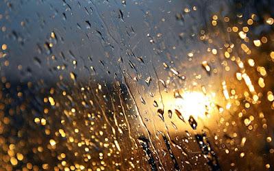 Gambar Hujan Rintik Hujan di Kaca Rinai Sedih Hati Galau