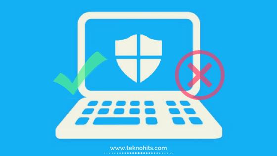 Cara Mengaktifkan dan Menonaktifkan Windows Defender