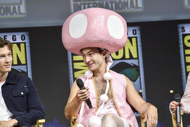 Os melhores momentos do painel de 'Animais Fantásticos 2' na San Diego Comic-Con 2018 | Ordem da Fênix Brasileira
