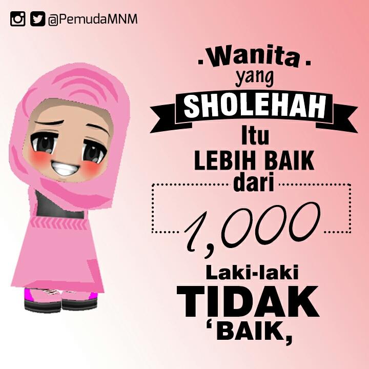 Download Wallpaper Wanita yang sholehah