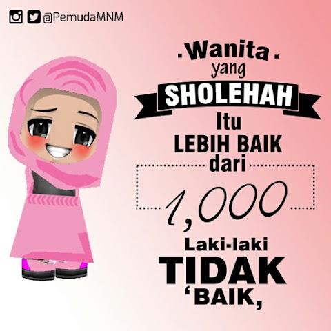 Wanita yang sholehah