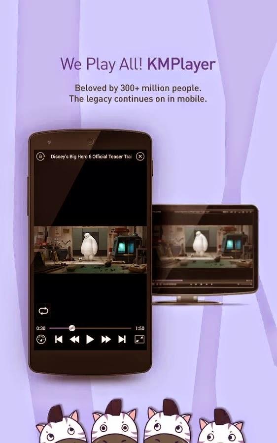 KMPlayer (Play, HD, Video) v1.6.5