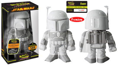 "Funko Shop Exclusive Star Wars ""Prototype"" Boba Fett Hikari Sofubi Vinyl Figure by Funko"