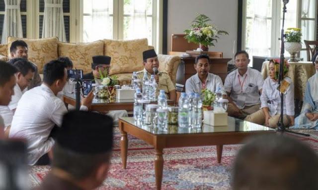 Prabowo Niat Ingin Pensiun dari Dunia Politik, tapi Batal karena Masalah Ini